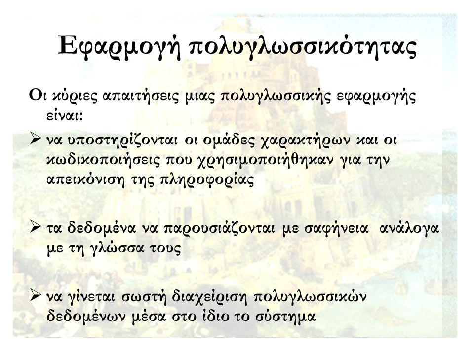 Η ελληνική πραγματικότητα...