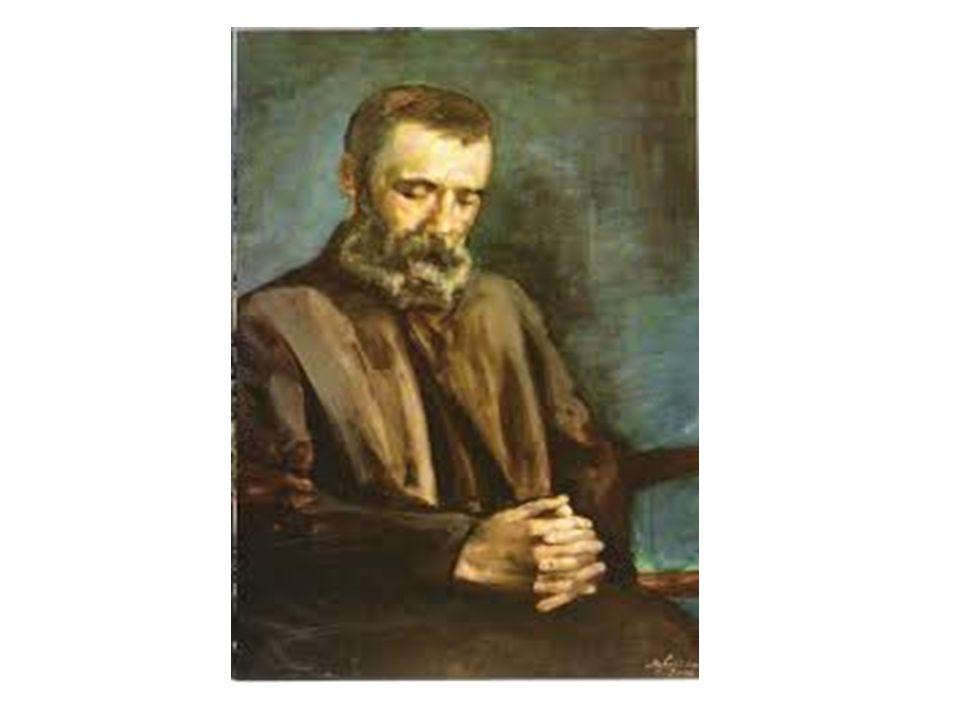Η γραφή του Η νοσταλγία είναι το βασικό και το μόνιμο στοιχείο στον Παπαδιαμάντη.