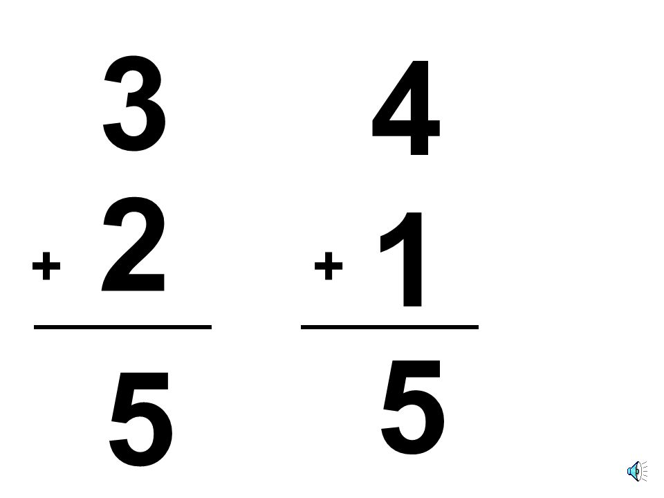 1 5 4 + 2 + 1 3