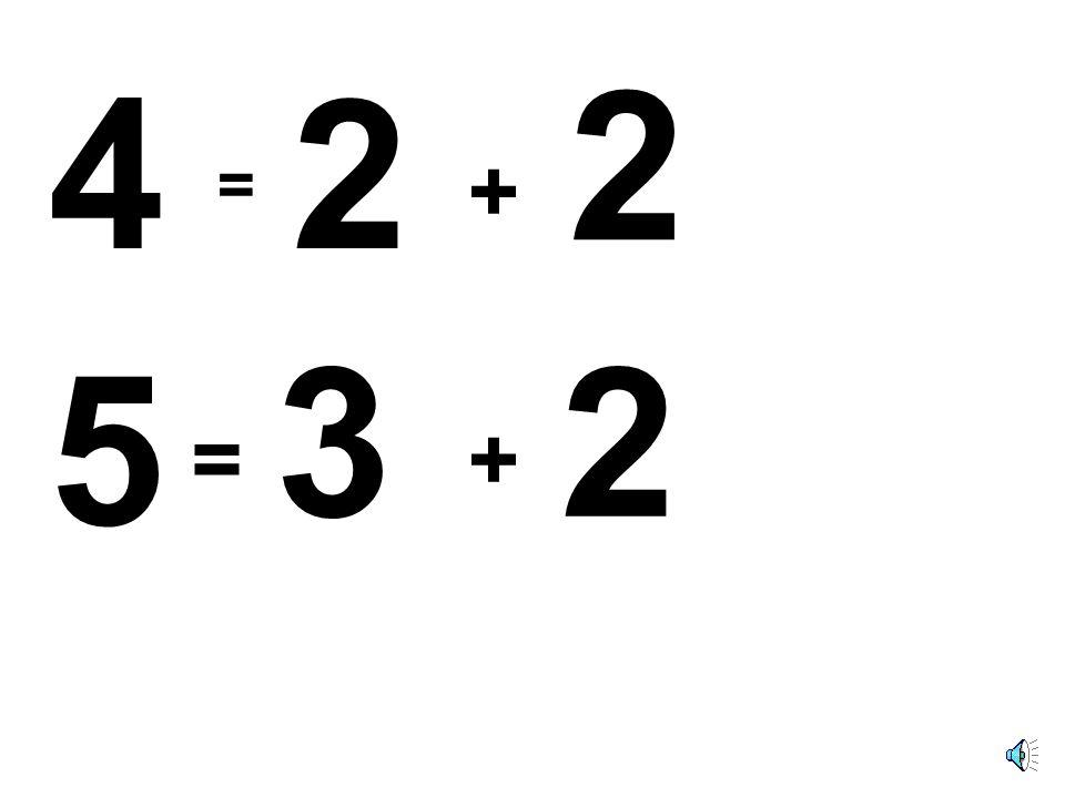 41 + 4 = 3 + 1 = 3