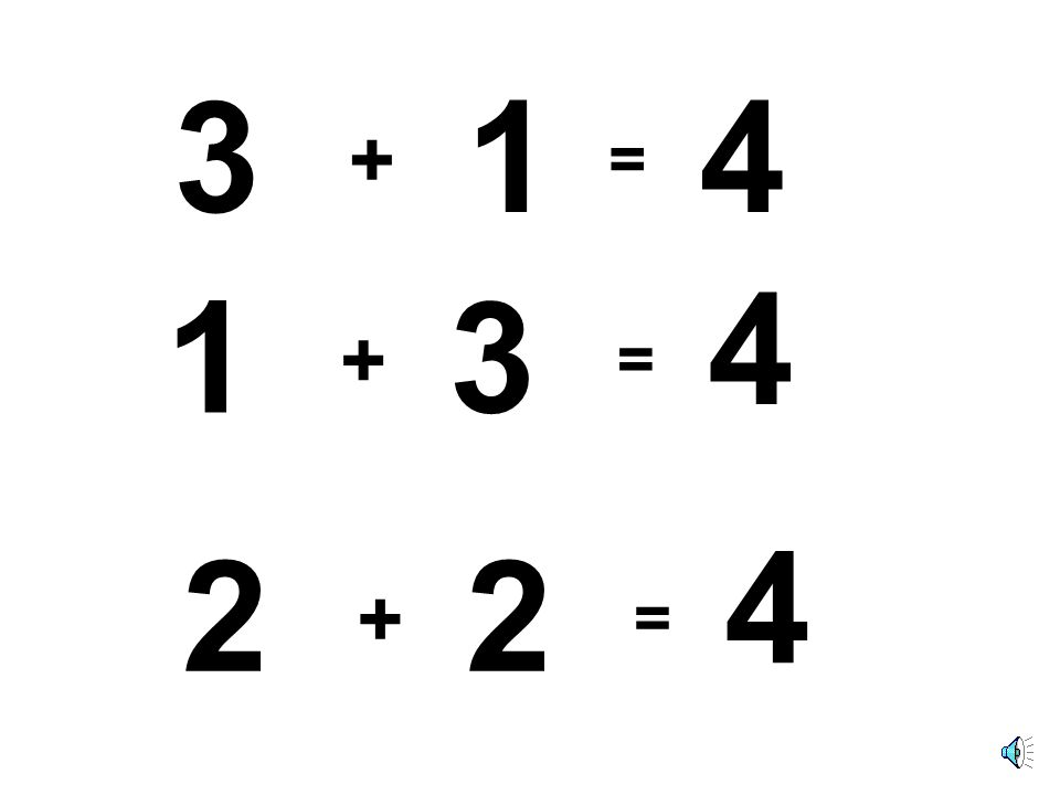 54 + 5 = 2 + 3 = 1