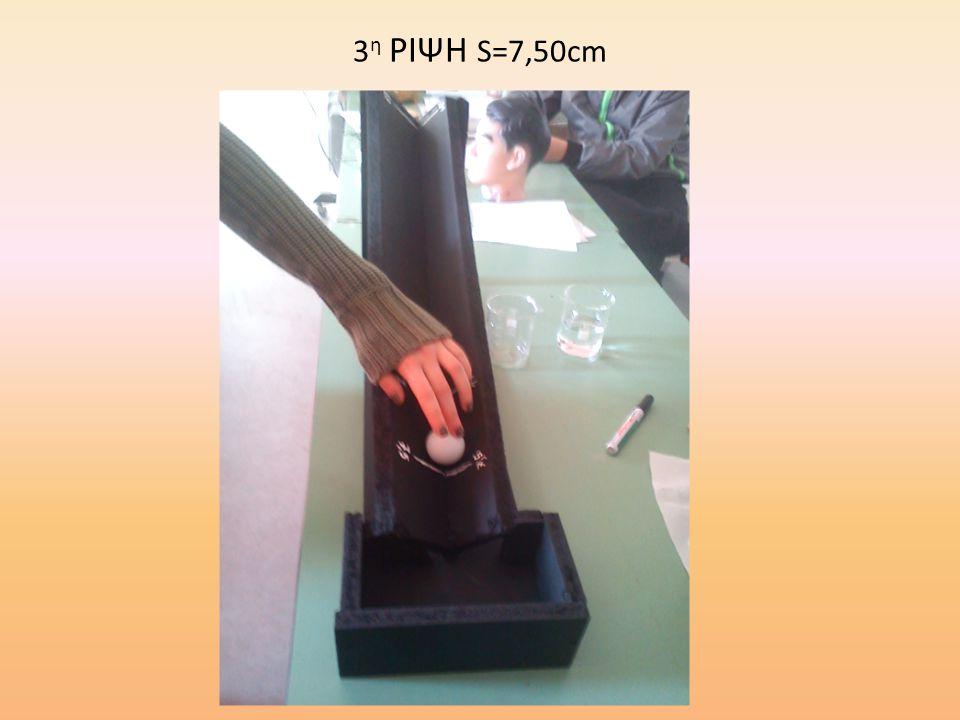 3 η ΡΙΨΗ S=7,50cm