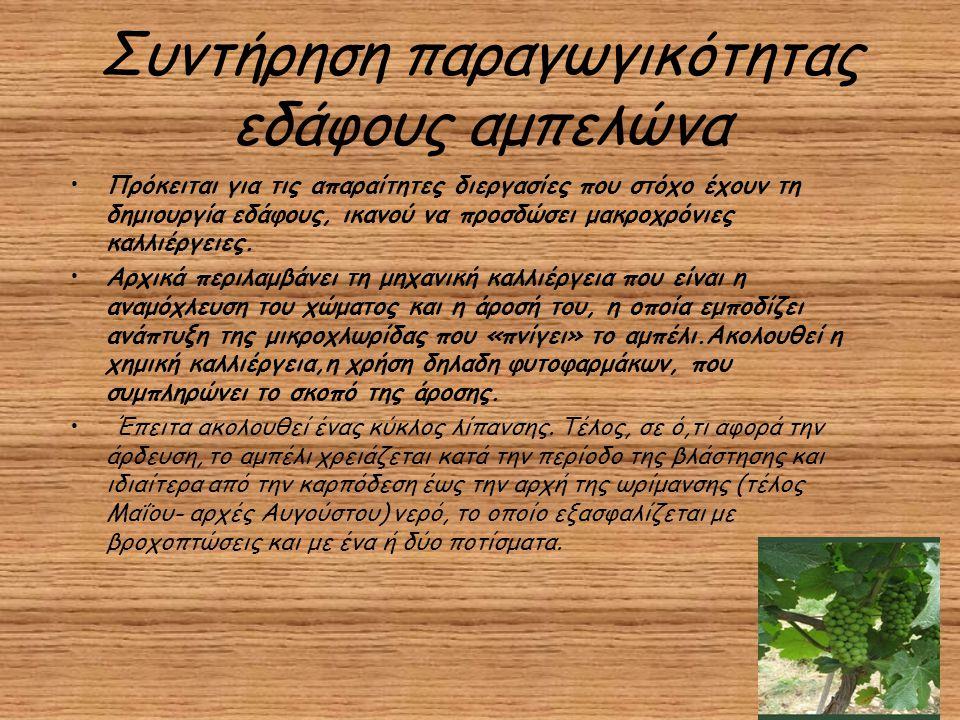 ΒΙΒΛΙΟΓΡΑΦΙΑ ΑΠΟ ΤΟ ΔΙΑΔΙΚΤΥΟ:  www.wikipedia.gr  www.google.gr  www.asiaminor.gr  http://www.winefest-dafnes.gr/wine.htm  http://www.qualitywines.gr/  http://www.wineandgrapes.gr/ ΑΠΟ ΕΓΚΥΚΛΟΠΑΙΔΕΙΕΣ:  Η Εγκυκλοπαίδεια του κρασιού  Εκδόσεις: Larousse  Είδος: Γευσιγνωσία  Έτος Έκδοσης: 2008  Γλώσσα Πρωτοτύπου: Ελληνικά Γλώσσα: Ελληνικά  Ηλικία: Ενηλίκων