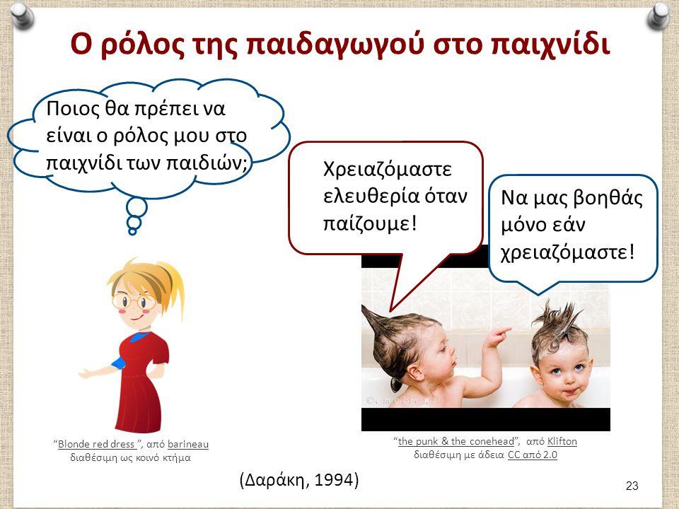 """Ο ρόλος της παιδαγωγού στο παιχνίδι """"Blonde red dress """", από barineau διαθέσιμη ως κοινό κτήμαBlonde red dress barineau Ποιος θα πρέπει να είναι ο ρόλ"""