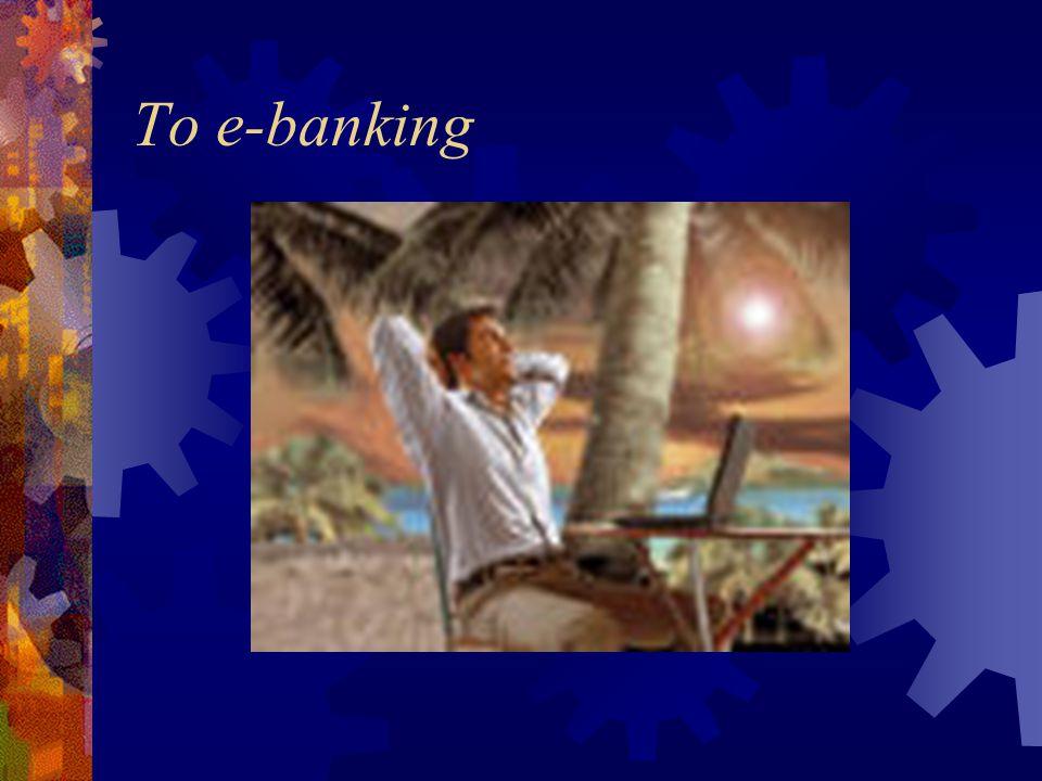 Το e-banking