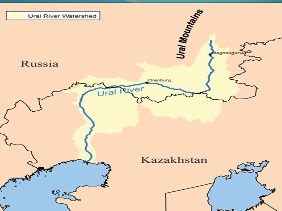 O Ουράλης είναι ποταμός της νότιας Ρωσίας, που πηγάζει από τα Ουράλια όρη και χύνεται στην Κασπία Θάλασσα.