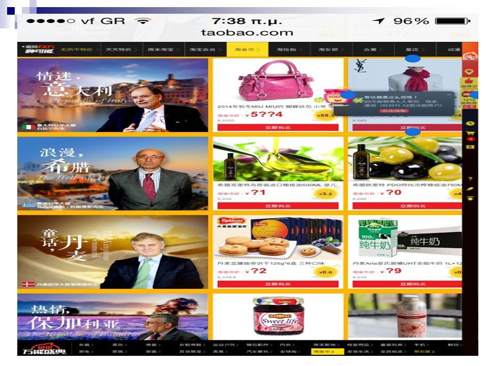 Απαιτείται η εγγραφή τόσο του εξαγωγέα όσο και του εισαγωγέα στον ειδικό κατάλογο των τελωνείων (CIQ) στην ιστοσελίδα http://ire.eciq.cn http://ire.eciq.cn 33