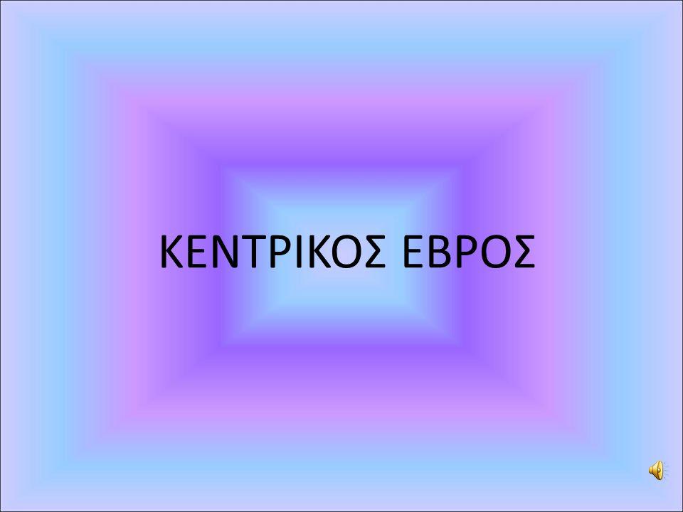 ΚΕΝΤΡΙΚΟΣ ΕΒΡΟΣ