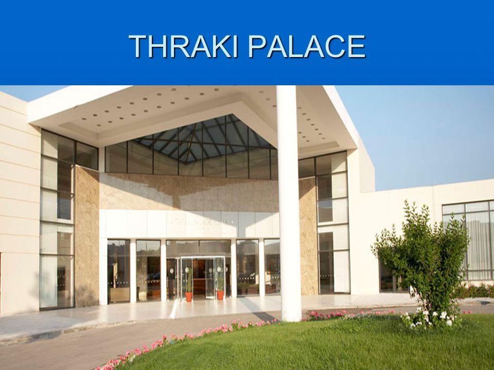 THRAKI PALACE