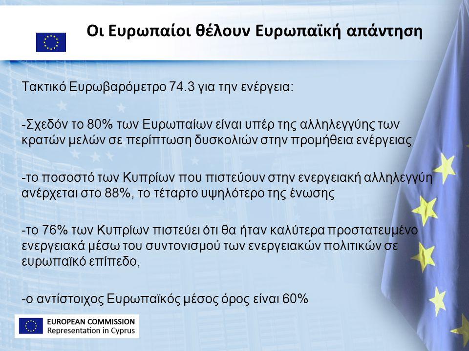 Κύπρος Το πετρέλαιο κυριαρχεί στη ακαθόριστη κατανάλωση του νησιού σε ποσοστό 96%...