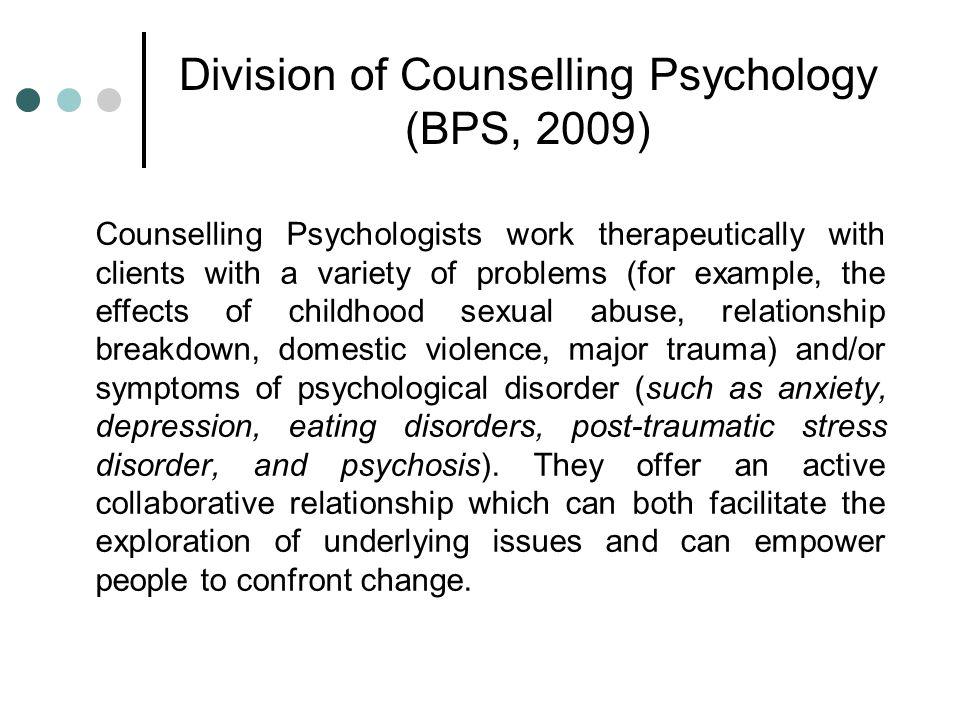 Ομοιότητες: Ατομική παρέμβαση σε δυσκολίες προσαρμογής, συναισθηματικές, διαπροσωπικές.