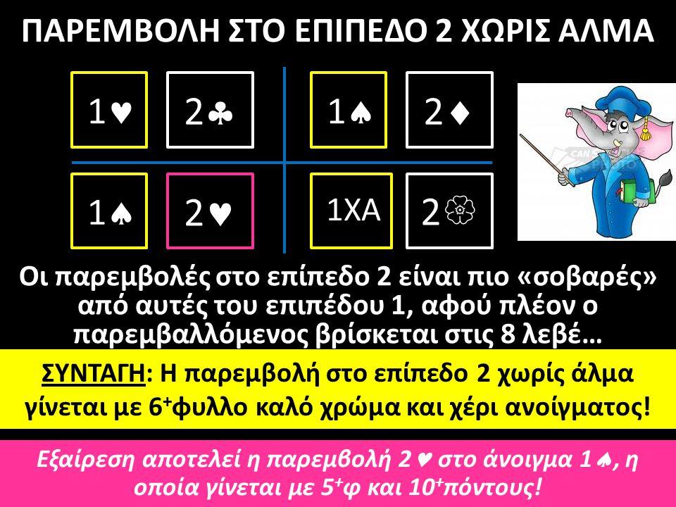 Τι αγοράζετε σε κάθε περίπτωση; 2  ! (6-9π) 4π από ονέρ + 2 από το σόλο = 6π! Ενημερώνουμε τον συμπαίκτη για το φιτ! 3  ! (10-12π) 8π από ονέρ + 2π