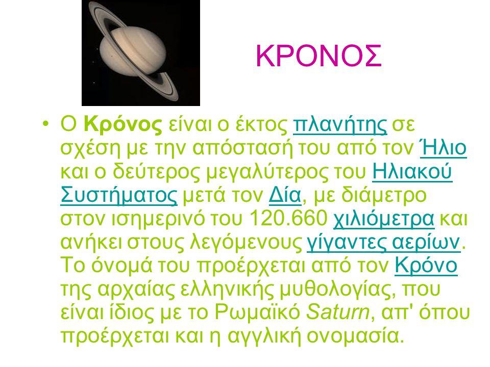 ΤΑ ΔΑΧΤΥΛΙΔΙΑ Οι δακτύλιοι του Κρόνου είναι το πιο εκτεταμένο πλανητικό δακτύλιο σύστημα κάθε πλανήτη στο Ηλιακό Σύστημα..