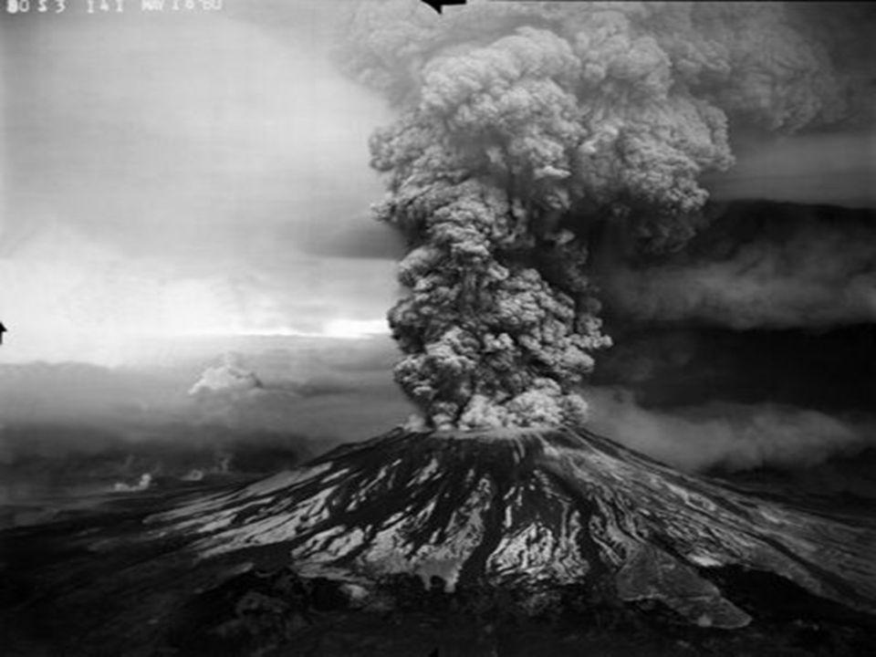 Ηφαίστειο είναι η ανοιχτή δίοδος από το εσωτερικό της Γης (ή άλλου γεωειδούς ουράνιου σώματος) που επιτρέπει την εκροή ή έκρηξη ρευστών πετρωμάτων και αερίων από το εσωτερικό (μανδύας) στην επιφάνεια του στερεού φλοιού με την μορφή λάβας.