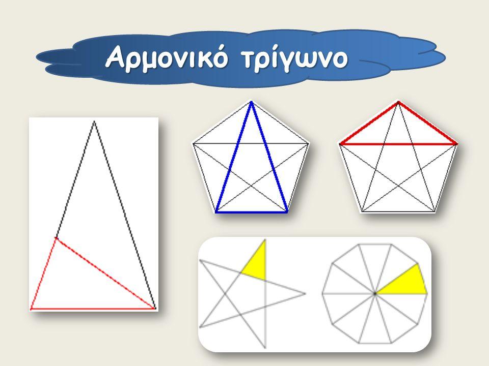 Αρμονικό τρίγωνο