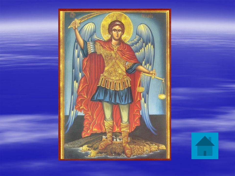 7. Τα πνευματικά όπλα για την αντιμετώπιση του κακού από τον άνθρωπο είναι η προσευχή, η συμμετοχή στα μυστήρια της Εκκλησίας και η ένωση με το Θεό. Σ