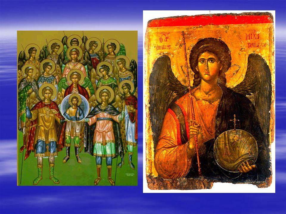 3. Το έργο των αγγέλων είναι να συντηρούν και να κυβερνούν τη δημιουργία. ΣΩΣΤΟ ΛΑΘΟΣ