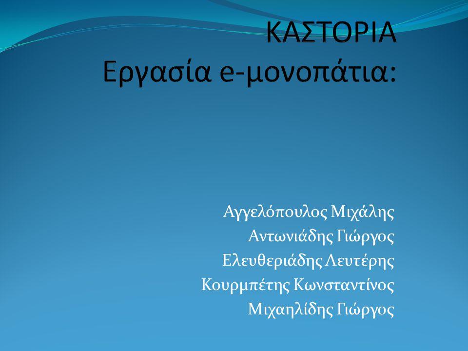 Αγγελόπουλος Μιχάλης Αντωνιάδης Γιώργος Ελευθεριάδης Λευτέρης Κουρμπέτης Κωνσταντίνος Μιχαηλίδης Γιώργος