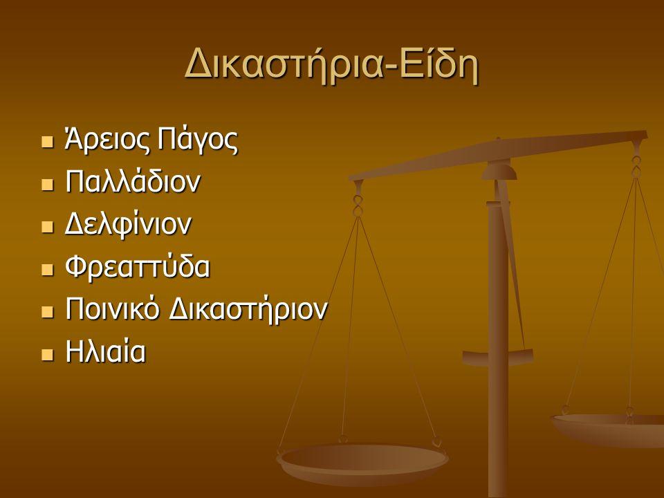 Πιστεύετε ότι η δικαιοσύνη στην Αρχαία Αθήνα αποδιδόταν καλύτερα απ'ό,τι στη σημερινή; Πιστεύετε ότι η δικαιοσύνη στην Αρχαία Αθήνα αποδιδόταν καλύτερα απ'ό,τι στη σημερινή;
