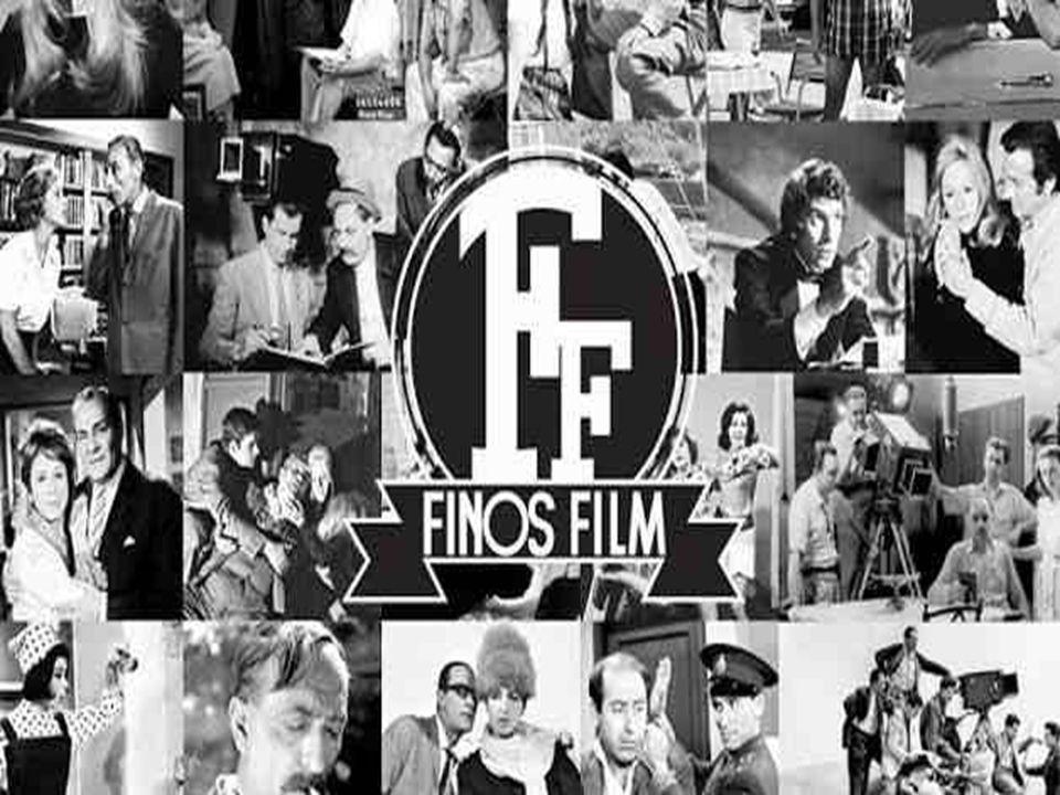  Άνθηση ελληνικού κινηματογράφου 1960-1973 έως 97 ταινίες το χρόνο.