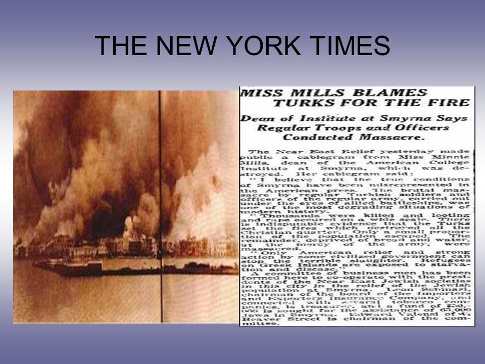 THE NEW YORK TIMES 11 ΟΚΤΩΒΡΙΟΥ 1922