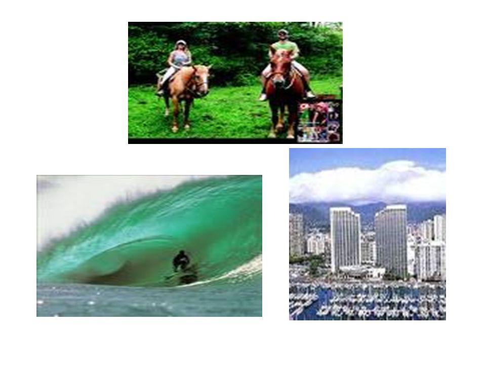 Κλίμα Το κλίμα της Χαβάης δεν είναι τυπικό για μια τροπική περιοχή σε αυτό το γεωγραφικό πλάτος, γιατί ο ωκεανός που περιβάλλει τα νησιά επιδρά και το κάνει υποτροπικό -πιο ήπιο.