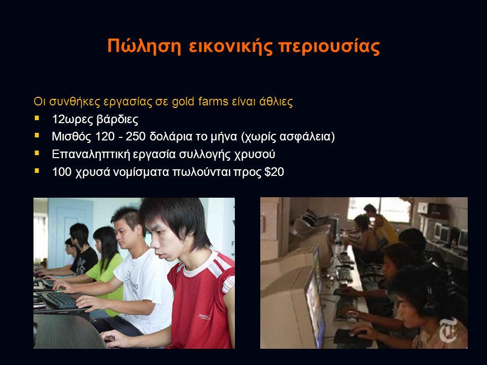 Απασχόληση στην Βιομηχανία Ανάπτυξης