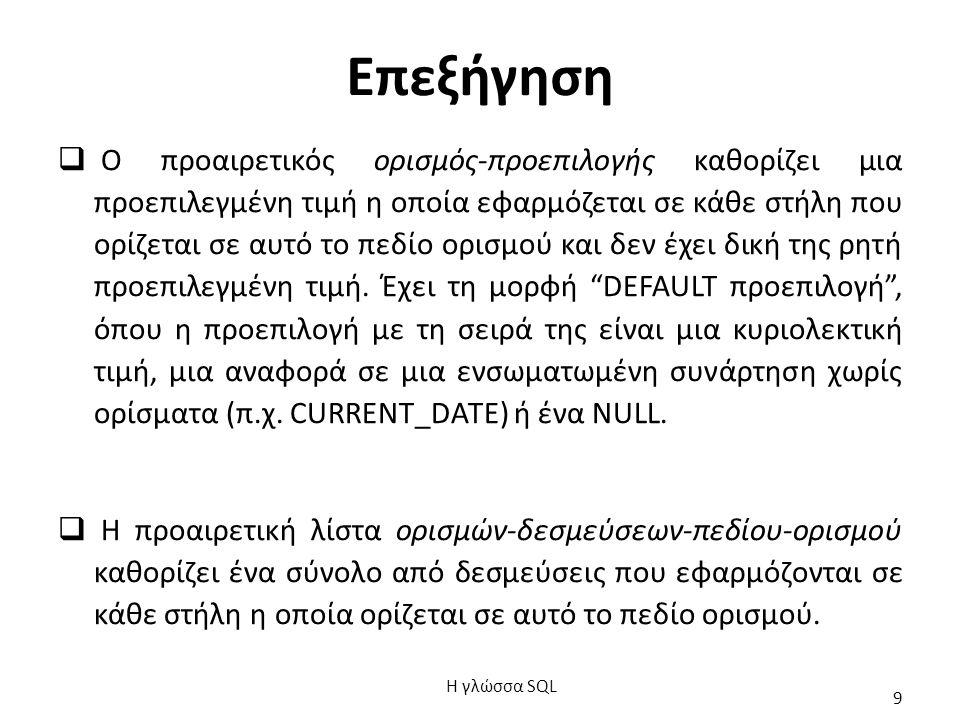 Παραδείγματα (5 από 14) 6.