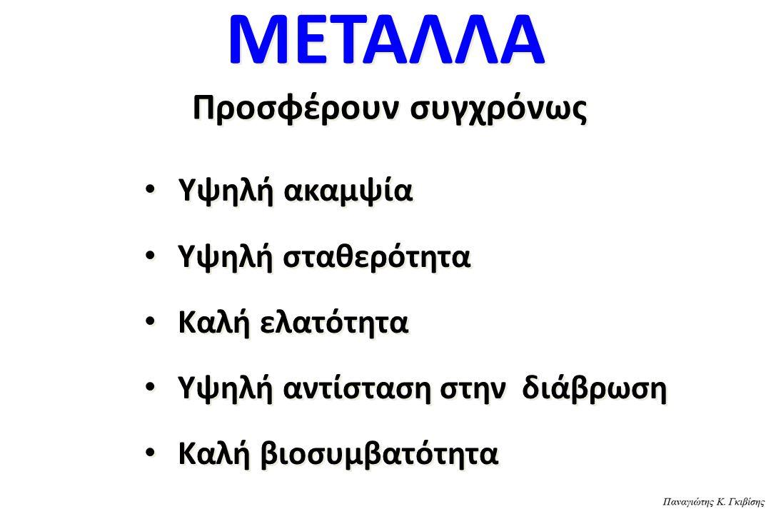 ΑΚΑΜΨΙΑ ΕΜΦΥΤΕΥΜΑΤΟΣ ΜΕΤΑΦΟΡΑ ΔΥΝΑΜΕΩΝ (STRESS SHIELDING) ΠΑΡΟΔΙΚΗ ΟΣΤΕΟΠΟΡΩΣΗ