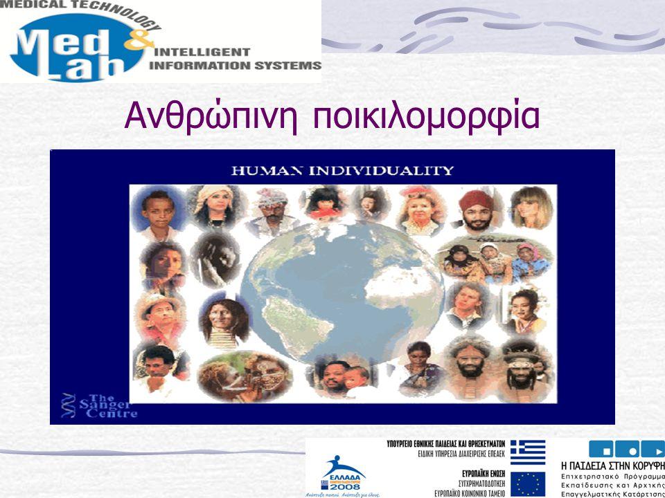 Ανθρώπινη ποικιλομορφία
