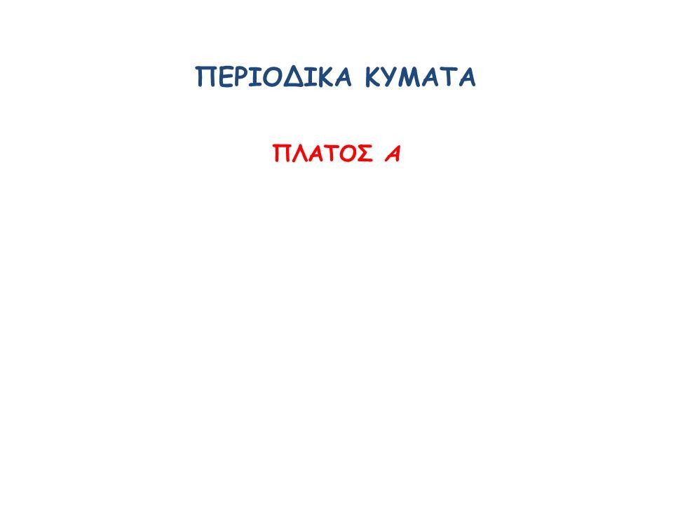 ΠΛΑΤΟΣ Α