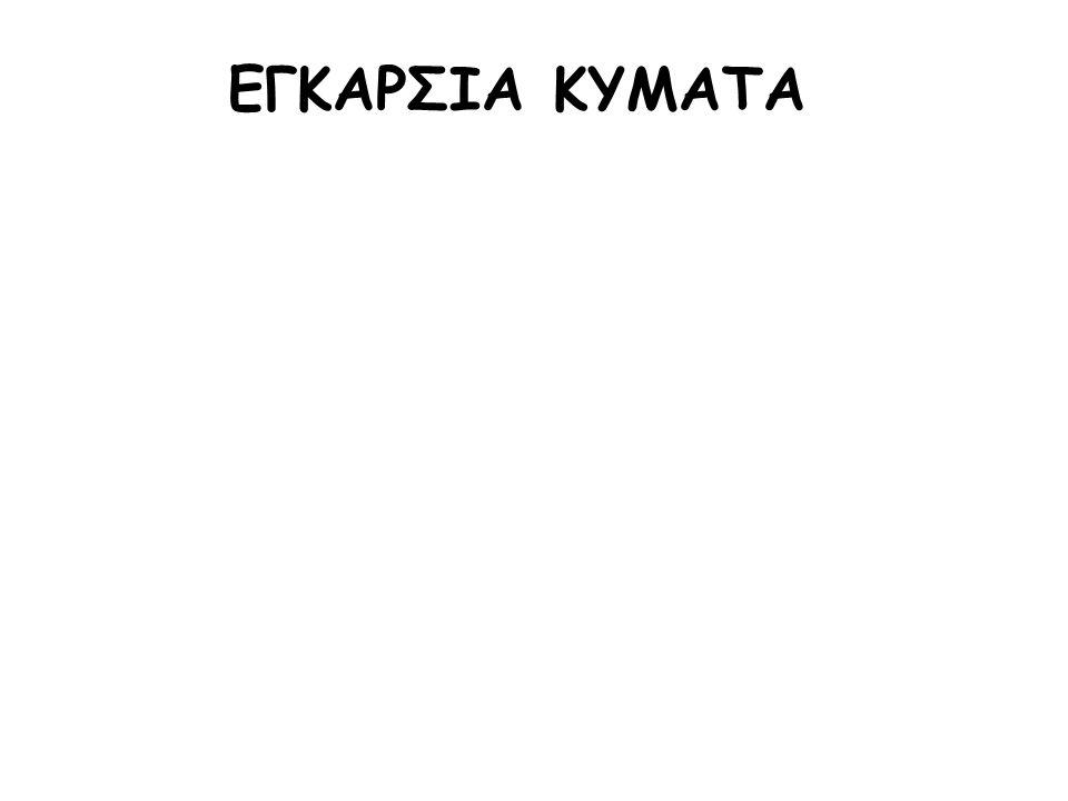 ΕΓΚΑΡΣΙΑ ΚΥΜΑΤΑ