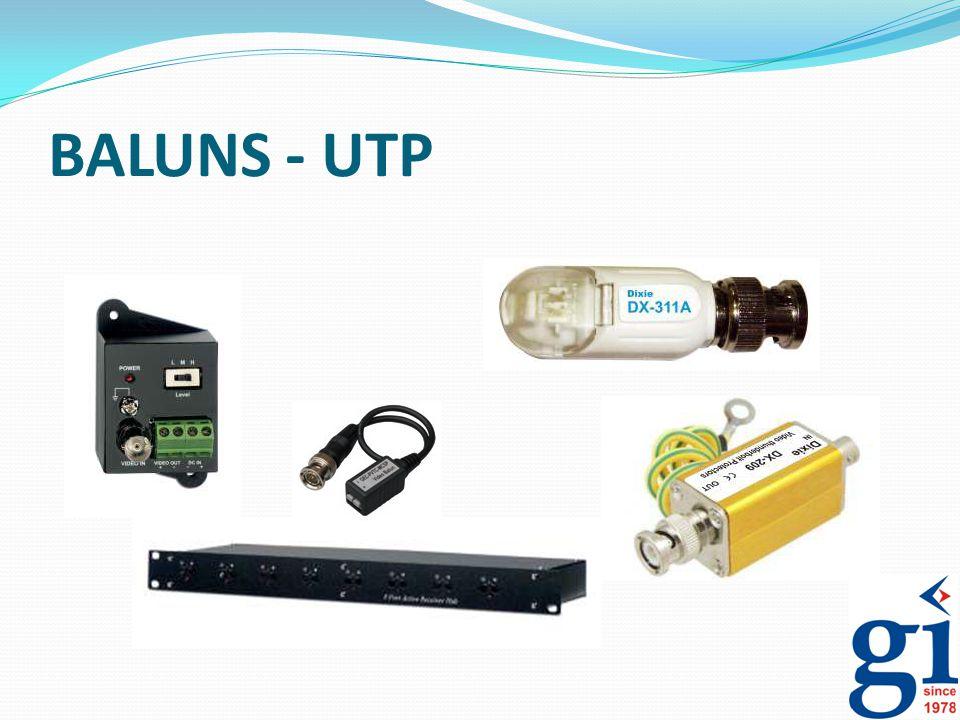 BALUNS - UTP