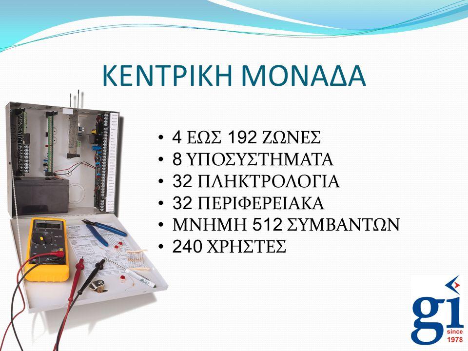 ΠΕΡΙΦΕΡΕΙΑΚΑ ΝΧ-7002 GSM module το οποίο προσαρμόζεται στους πίνακες ΝΧ-4EUR / NX-6EUR / NX-8EUR / NX-8E.