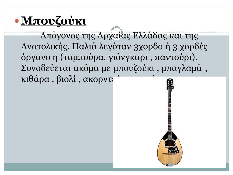 Ζυγιά Διμελές οργανικό συγκρότημα της δημοτικής μας μουσικής.