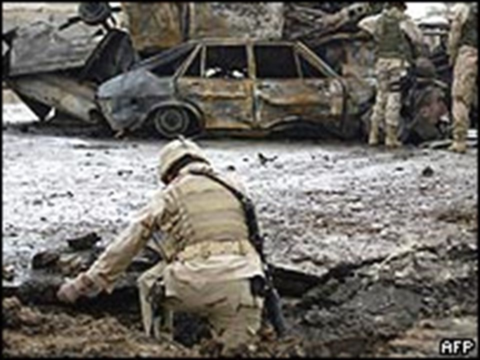 Τι είναι πόλεμος; Είναι η ένοπλη σύγκρουση μεταξύ κρατών ή οργανωμένων πολιτικών ομάδων μέσα στο κράτος (εμφύλιος πόλεμος).