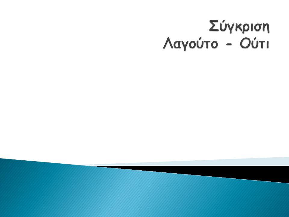  Προέλευση: Το λαγούτο αποτελεί σύνθεση στοιχείων από την αρχαιοελληνική πανδούρα (μακρύ χέρι) και το αραβικό ούτι (μεγάλο αχλαδόσχημο ηχείο).