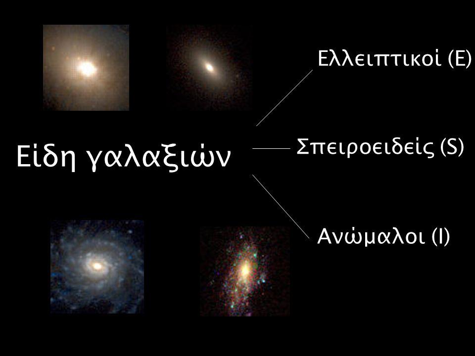 ακολουθία γαλαξιών του Hubble