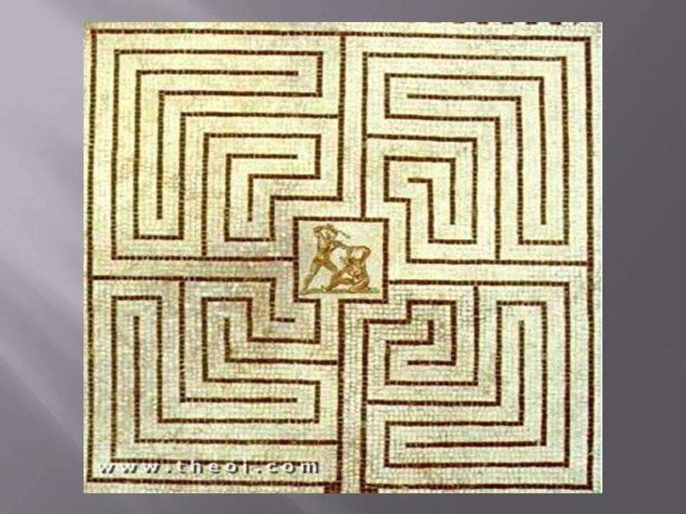 Ο Λαβύρινθος στην Ελληνική Μυθολογία, ήταν μια σύνθετη οικοδομική κατασκευή, στην Κνωσσό.