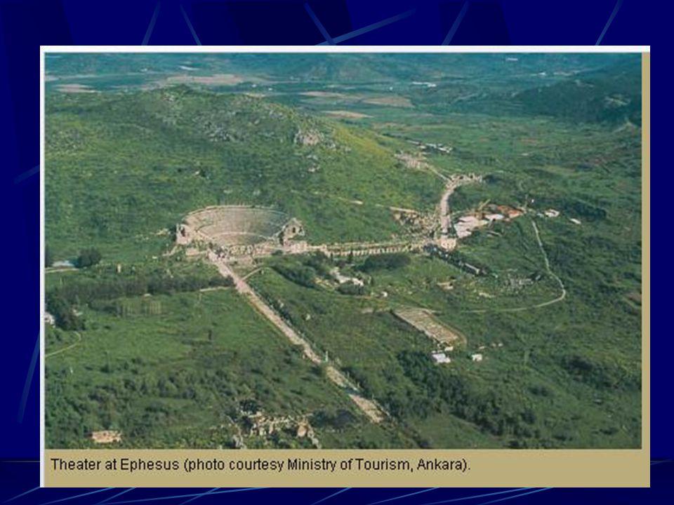 Με κέντρο την Έφεσο ο απόστολος Παύλος επισκέφτηκε ξανά της εκκλησίες της Μ. Ασίας και της Ελλάδος