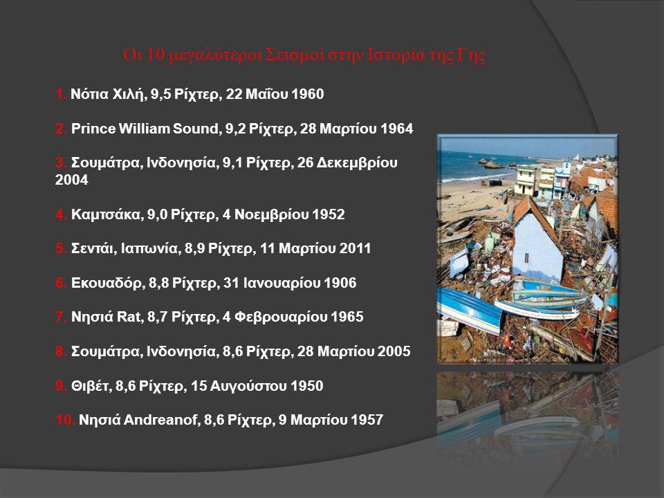 Ο Σεισμός για τους παλιότερους και τους νεότερους ανθρώπους… Στην αρχαιότητα ο σεισμός ερμηνευόταν με διάφορους τρόπους: ήταν δόνηση λόγω της κίνησης