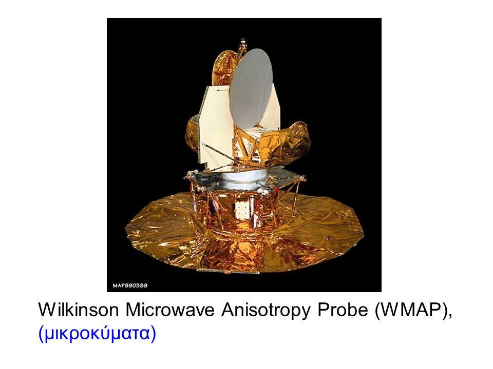 Wilkinson Microwave Anisotropy Probe (WMAP), (μικροκύματα)