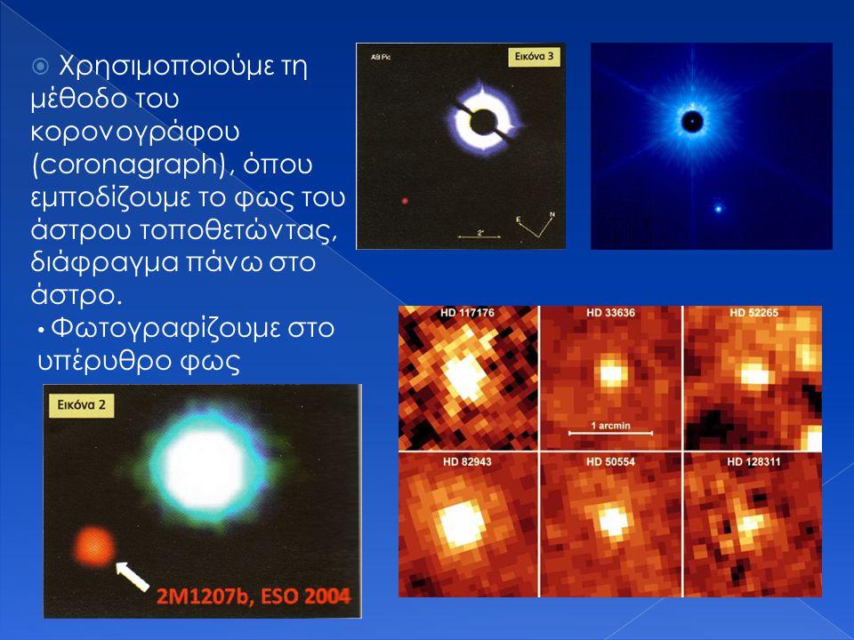 Για να ξεπεραστούν οι δυσκολίες αυτές, παίρνουμε τα εξής μέτρα:  Κατασκευάζουμε μεγάλα τηλεσκόπια στη Γη ή διαστημικά τηλεσκόπια, όπως το European Southern Observatory (ESO), στη Χιλή ή το διαστημικό τηλεσκόπιο Kepler.