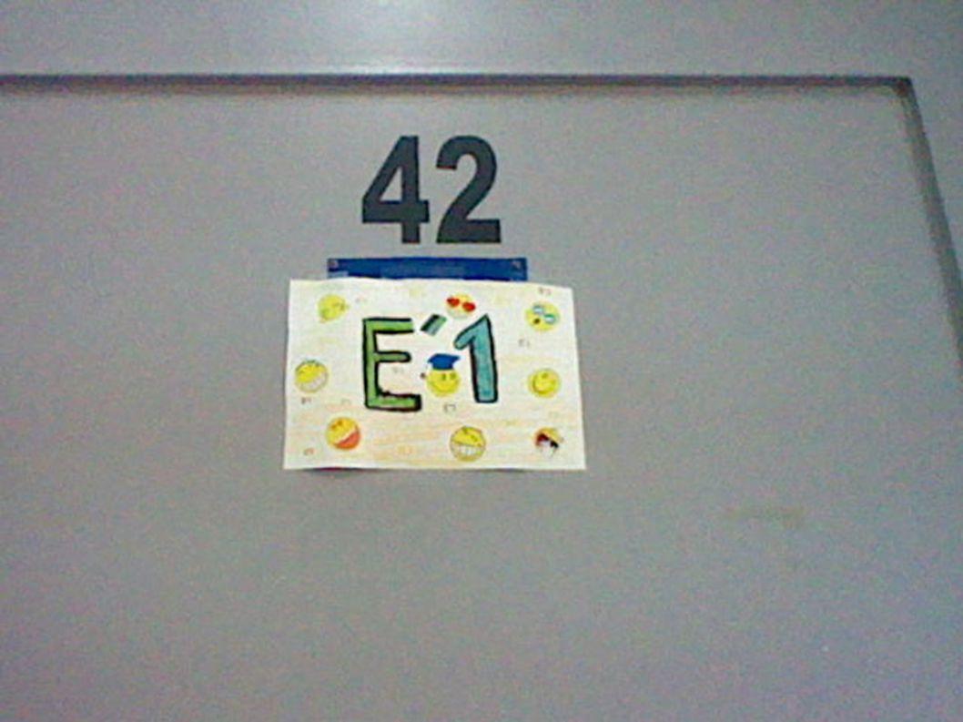 Η Τάξη μας (E'1) Η Τάξη μας (E'1) 2013-2014