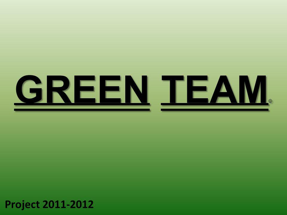 Αειφόρο σχολείο Η Green Team © ασχολήθηκε με την διαχείριση των απορριμμάτων και ανακύκλωσης της Ελληνογερμανικής Αγωγής.