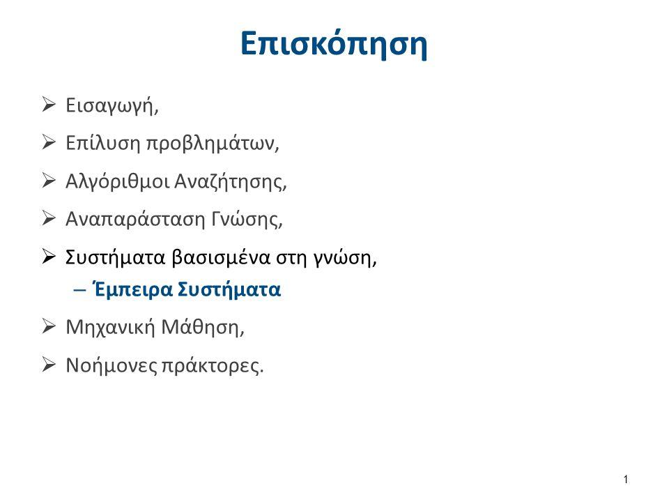 Ασαφής λογική (Fuzzy logic) Αρχή της ασάφειας: τα πάντα είναι ζήτημα βαθμού συμμετοχής Τα ασαφή σύνολα είναι μια κλάση αντικειμένων με όχι σαφή όρια: Οι Έλληνες είναι κοντοί 22
