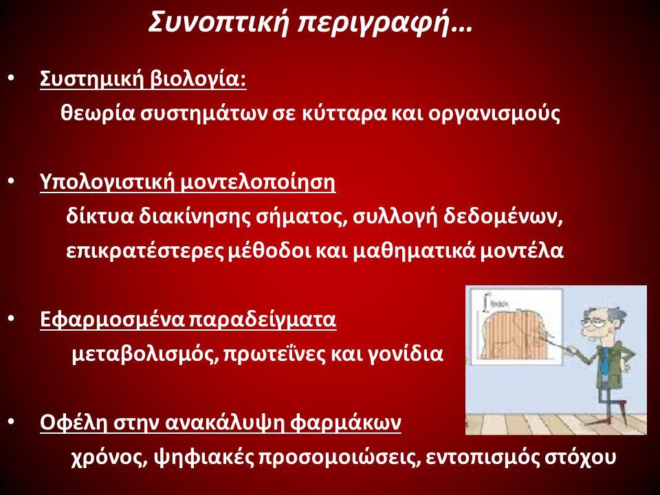 Computational-Υπολογιστικά Συνεργάτες: Θεώδορος Σακελλαρόπουλος
