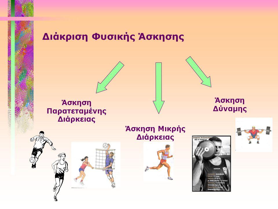 Κυριακοπούλου Σταυρούλα Γυμνάσιο Λάππα μάθημα 5.10 Διατροφή και Άσκηση ΔιατροφήΆσκηση Η διατροφή είναι αλληλένδετη με τη φυσική δραστηριότητα