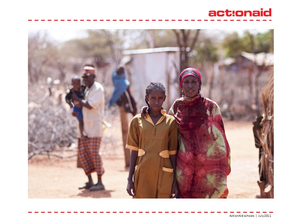ActionAid schools | July 2011