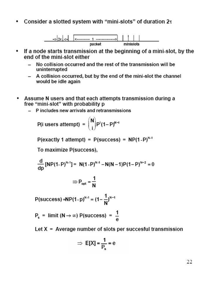 23 Σημειώσεις: Πιο ακριβής ανάλυση δίνει τον τύπο της σελ.
